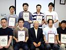 第15期(京都校第2期) 卒業制作発表会