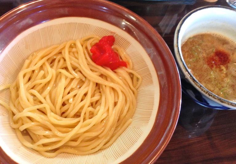 「中華蕎麦 はし本」富山市中川原