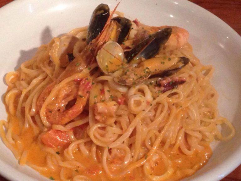 【Buon appetito!】カリスマ・ゾウさん「オリエントスパゲティ」へ行く!