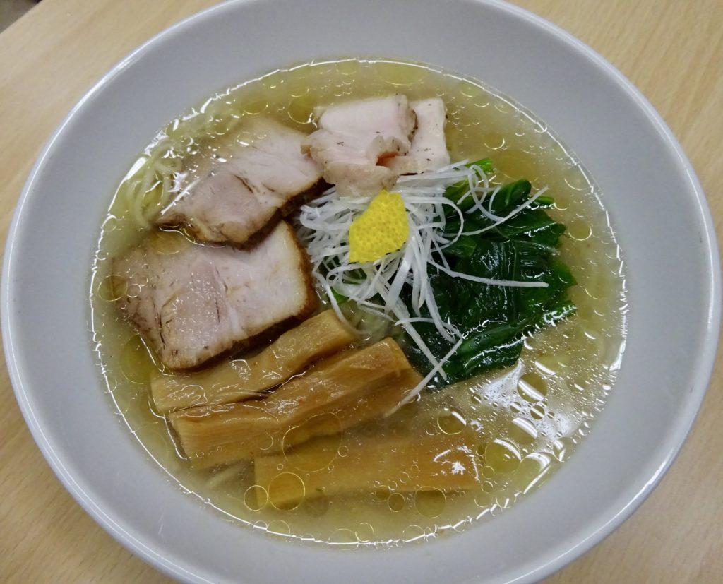 麺夢塾鮮魚系