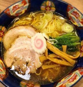平子煮干しの中華そば 大成食品監修ラーメンセミナー試食メニュー