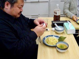ラーメン評論家山本剛志さん