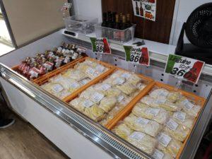 麺テイスティングカフェショップMENSTA ショップコーナー生パスタ