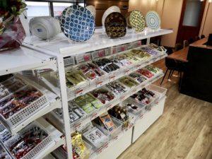麺テイスティング・カフェショップMENSTA スープコーナー