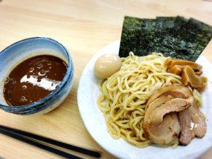 大成麺市場新作つけ麺スープ調理例