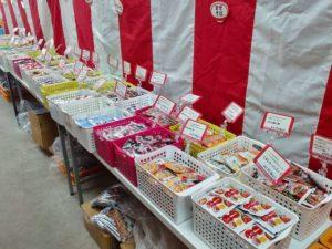 9月の大成麺市場 らーめんスープコーナー