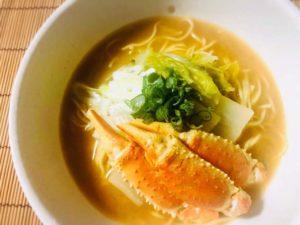 大成食品謹製麺使用 味噌らーめん調理例