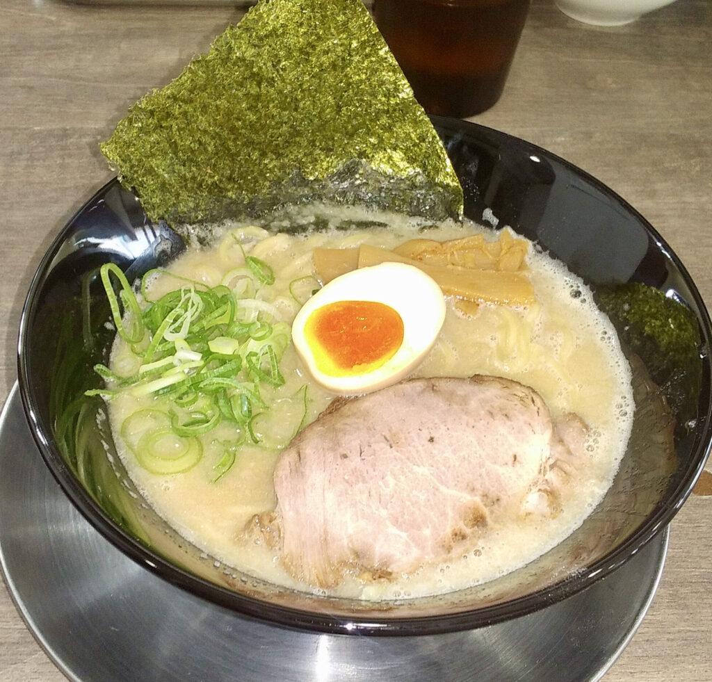 麺屋たいこうぼう ラーメン 750円